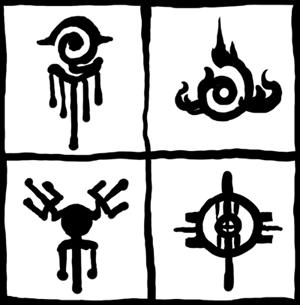 四季的族徽
