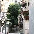 另一段樓梯街