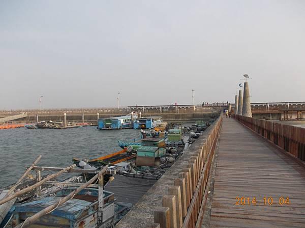 2014103101東石漁人碼頭