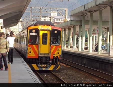 北189平溪深澳支線的列車A