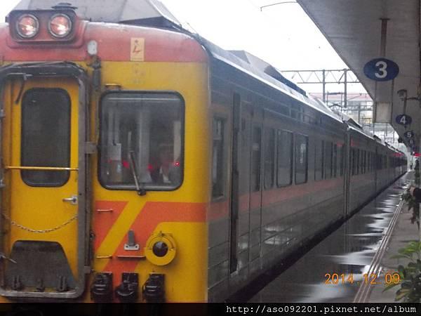 北400回台北的火車