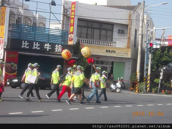 2015100502黑令旗與頭燈.JPG