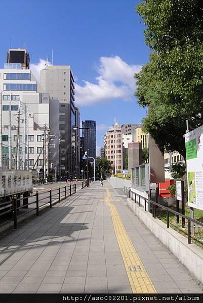 11250010天滿橋站附近