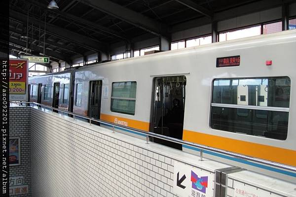 11250870大阪港站月台