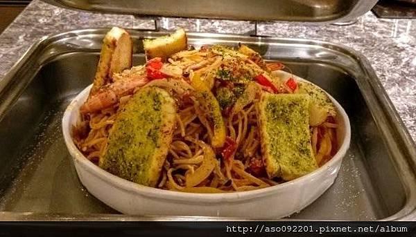 2016121909西西里海鮮義大利麵