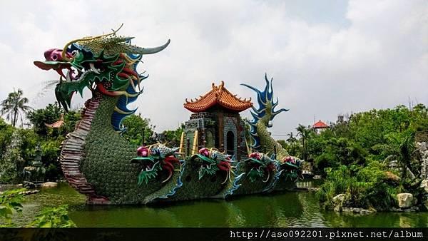 2016122408池中龍船