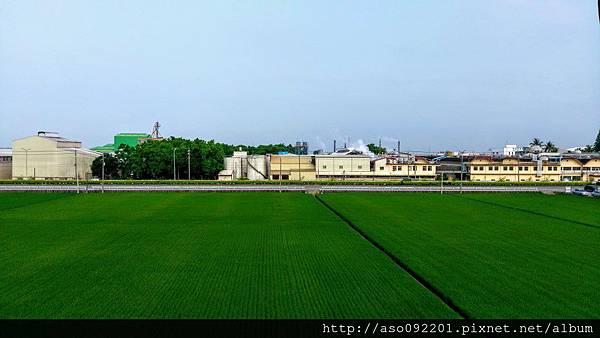 2016122518向西遠眺台一線與豐田工業區