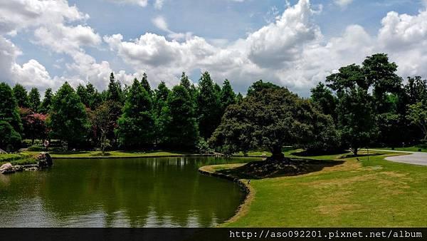 2017010825和園東側池畔