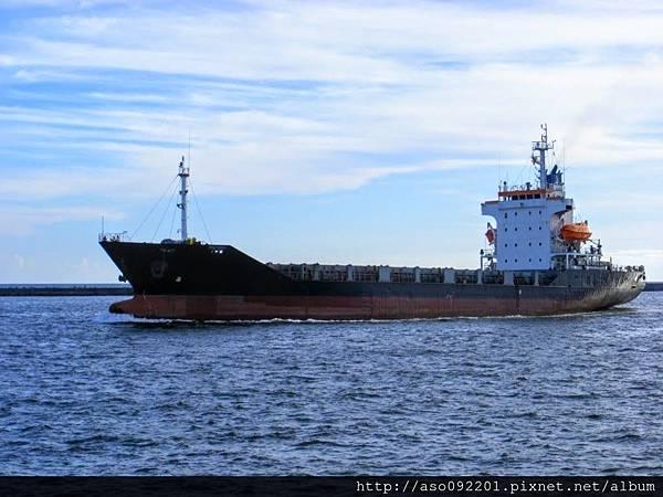 2017011524船進港