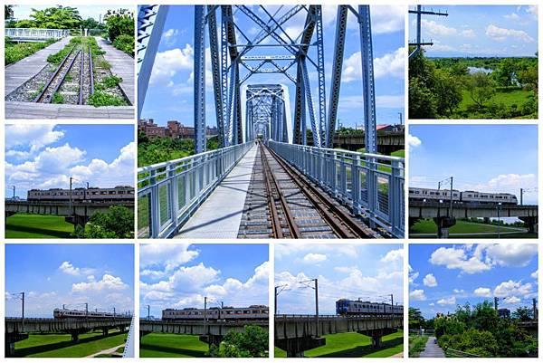 2017011301下淡水溪鐵橋