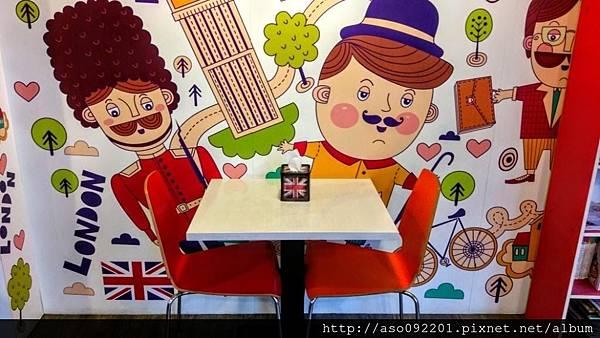 2017020804用餐區牆面壁畫