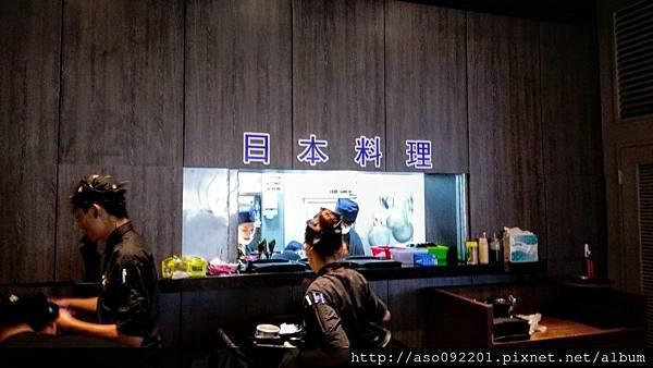 2017021216日式料理取餐口