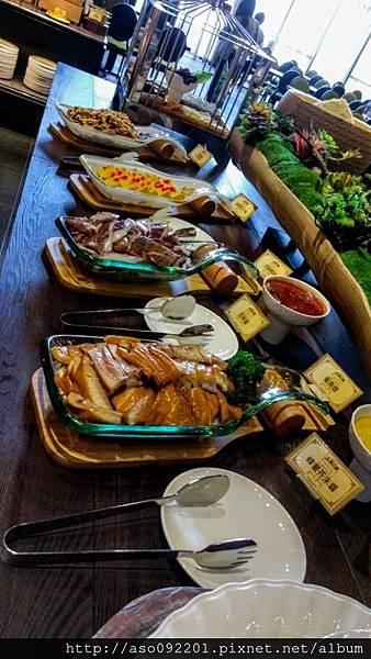 2017022247美味的窯烤與燒肉料理
