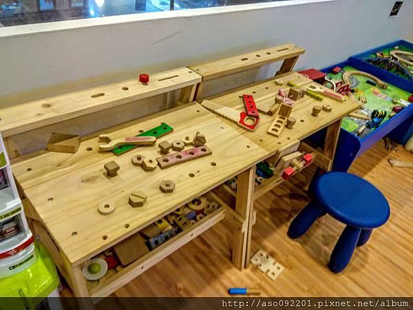 2017070619小小木工體驗