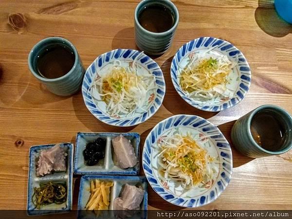 2017070909開胃小菜與茶點