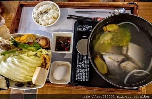2017071909老屋鮮魚鍋