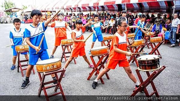 2018020614許厝分校太鼓表演