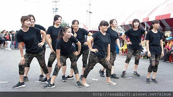 2018020616婦宣隊表演