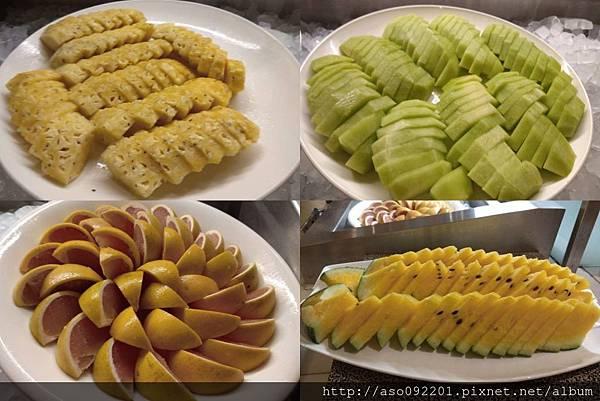 2018021072各式水果拼盤