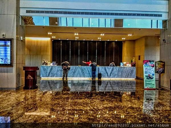 2018121802飯店大廳