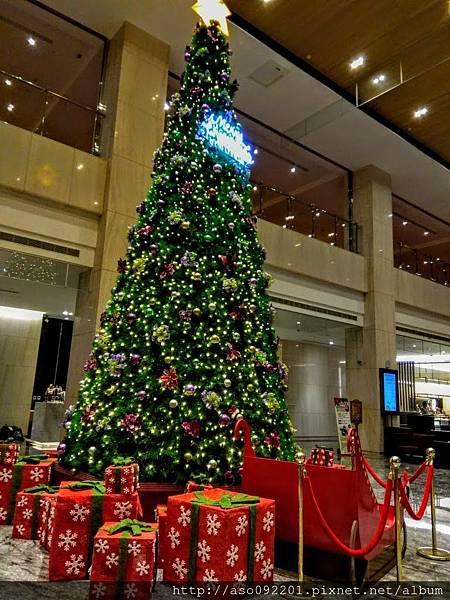 2018121807聖誕樹