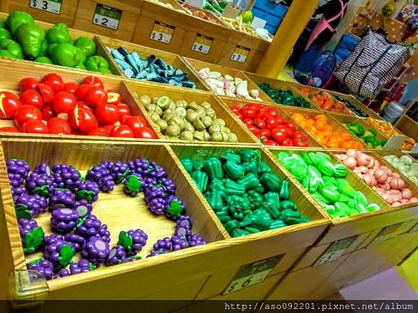 2018122905各式蔬菜水果