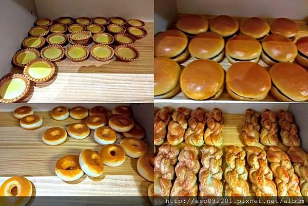 2018122907各種美味的麵包