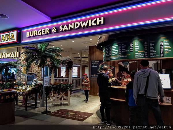 2019020837漢堡及三明治美式餐廳