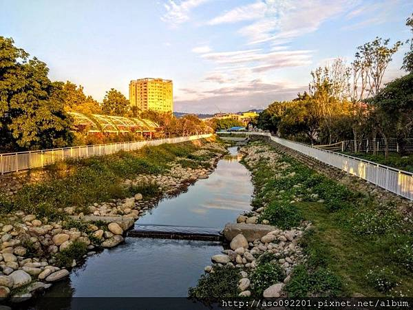2019012702豐原園區的河道