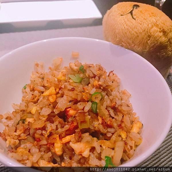 家蒂諾鐵板溫莎花園─炒飯