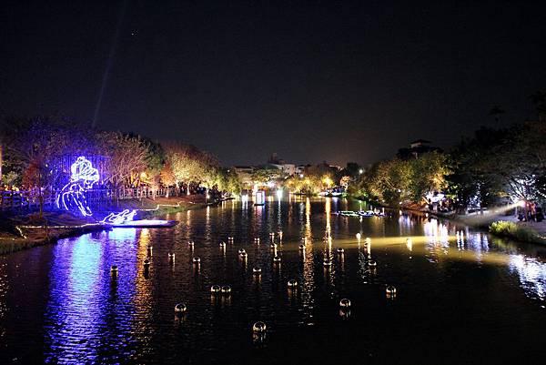 月津港燈節5