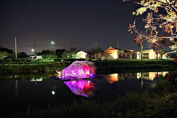 月津港燈節4
