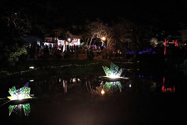 月津港燈節8