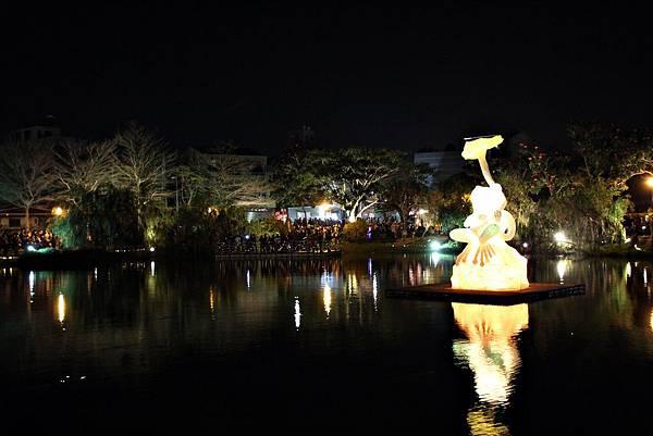 月津港燈節7
