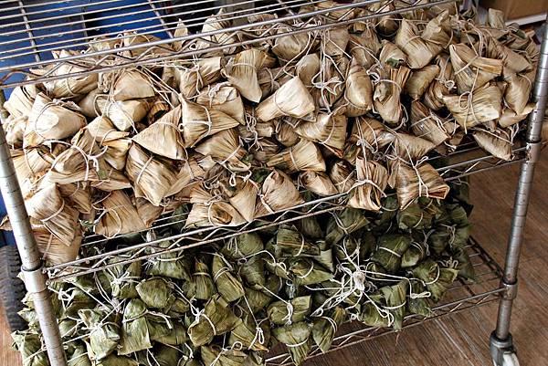 竹香肉粽1