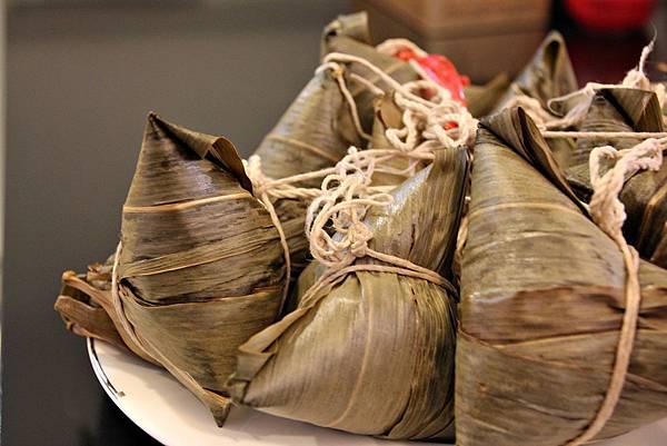 竹香肉粽9