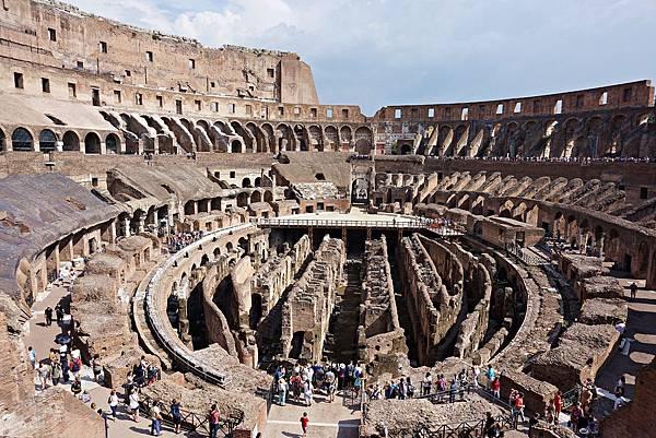 羅馬圓形競技場1