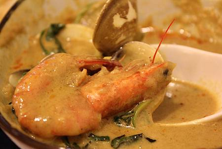 泰式咖哩海鮮飯 4.JPG