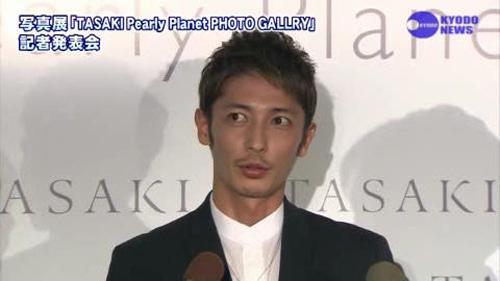 玉木宏  (珍珠展)   nikkansports.com[(007202)17-58-56]