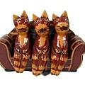峇里島的貓-1