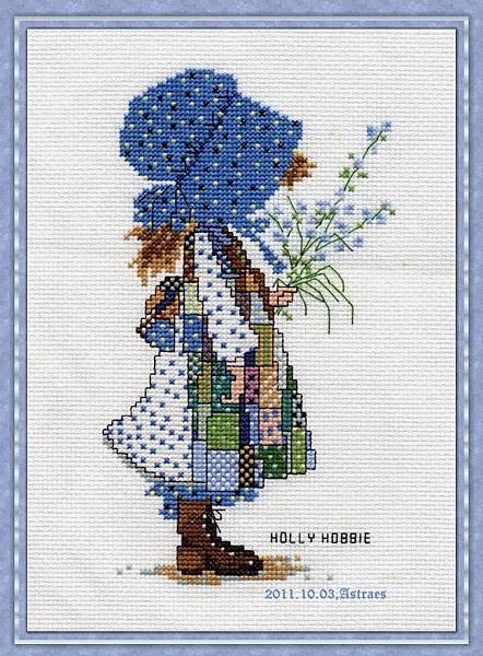36-Holly Hobbie荷莉娃娃