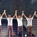 2008-ARASHI Marks 2008 Dream A Live LIVE限定照-團體01