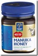 麥盧卡健康MGO™550 麥盧卡蜂蜜 250