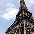 巴黎鐵塔.凱旋門.四大洲噴泉2.JPG