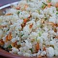 櫻花蝦炒飯2