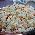 櫻花蝦炒飯1