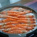 鹽烤白蝦2
