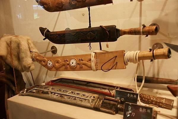 魯凱族的佩刀