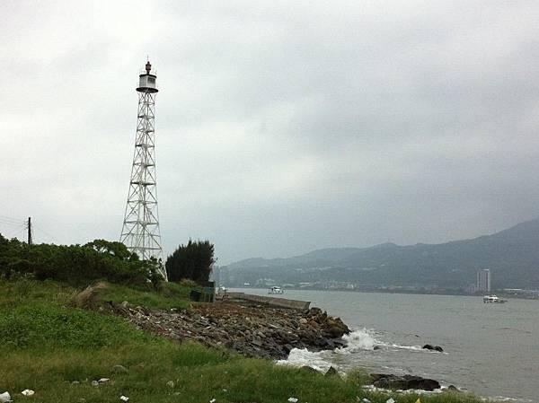 淡水港燈塔1.JPG