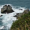 濱海步道的奇岩怪石2